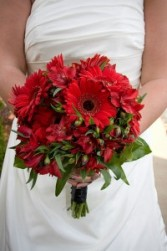 Bouquet of Gerbs Wedding