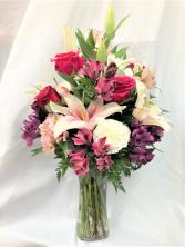 Bouquet of Romance Valentine's Day