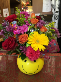 Bouquet of Smiles Arrangement