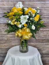 Bouquet of Sunshine