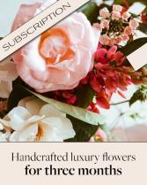 Bouquet of the Month Club (3) Flower Arrangement