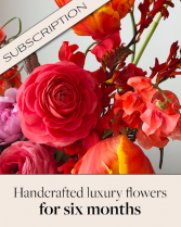 Bouquet of the Month Club (6) Flower Arrangement
