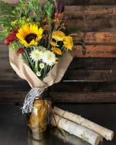 Bouquet of the Week Fresh Fall Mix