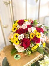 Bouquet weddings