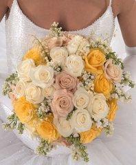 PERFECTION Wedding Bridal Bouquet