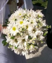 DAISY DELIGHT Wedding Bridal Bouquet