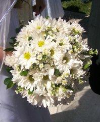 DAISY DELIGHT Wedding Bridal Bouquet
