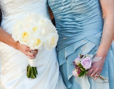 Bouquets For mother and bride