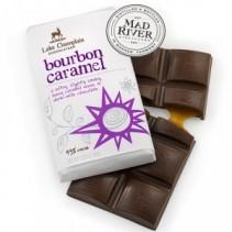 Bourbon caramel chocolate