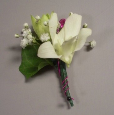 Boutonniere Prom