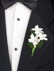 Boutonniere Wearable flowers