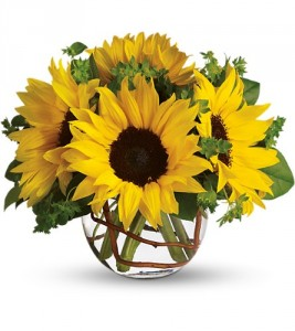 Bowl Of Happiness Back To School Flowers