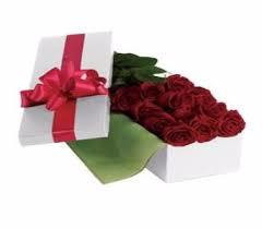 Box of Beauty Dozen Roses Boxed