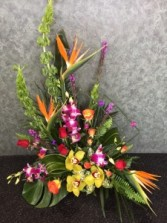 Box of Colours Dish Arrangement