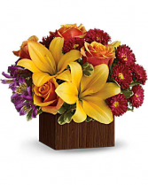 BOX OF FALL Box Arrangement