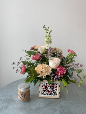 Box of Love Valentine's Day Special in La Grande, OR | FITZGERALD FLOWERS