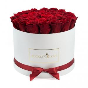 Box of Romance **FREE BOX OF CHOCOLATE** in Vancouver, BC | ARIA FLORIST