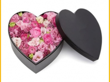 BOX OF ROSES BOUQUET **LIMITED TIME OFFER**