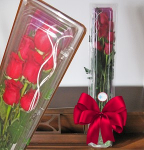 Box: Premium Red Rose
