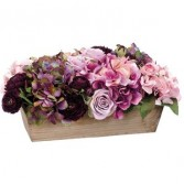 Boxed Just for You Oblong Arrangement