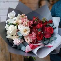 Boxed Roses - Long Stem