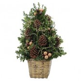 Boxwood Treasure Centerpiece