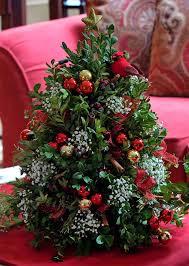 Boxwood Tree Christmas