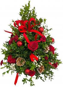 Boxwood Tree Holiday Special