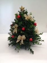 Boxwood Tree Novelty