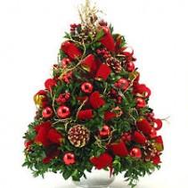 Boxwood Tree1 christmas
