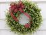 Boxwood Wreath Non- fragrance In-door/out door wreath