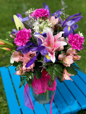 Brandi's Birthday Wish  in Springfield, IL | FLOWERS BY MARY LOU