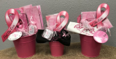 Breast Cancer Awareness Gift Baskets THINK PINK!
