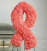 FA 24-Breast cancer symbol arrangement Other specialty items available on request