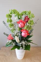 BREATH  OF  LOVE Flower Shop Design