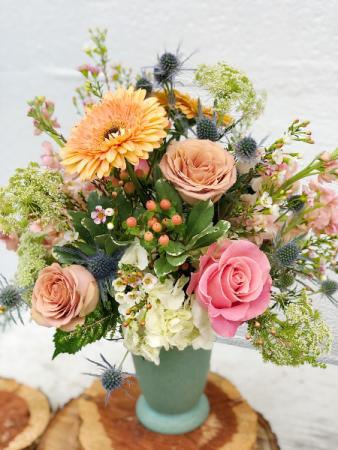 Breath Of Spring Vase Arrangement