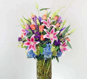 Breathtaker Arrangement in Croton On Hudson, NY | Cooke's Little Shoppe Of Flowers