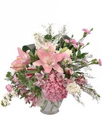 Breathtaking Blush Floral Design
