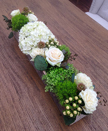 Breathtaking Bunch Centerpiece