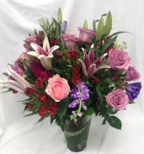 Breathtaking Floral Vase