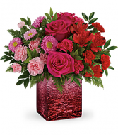 Breathtaking Ombre Bouquet