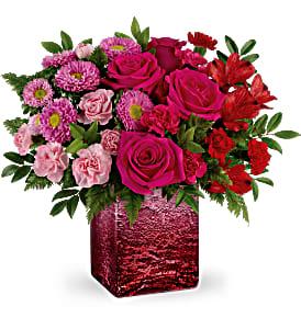 Breathtaking Ombre Valentine's Day
