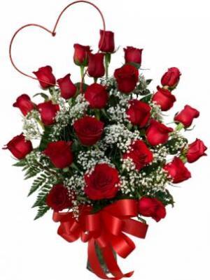 Breathtaking Roses 24 Roses in Seguin, TX | DIETZ FLOWER SHOP & TUXEDO RENTAL