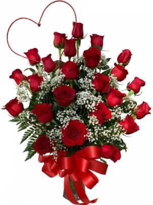 Breathtaking Roses 24 Roses