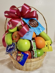 Breitinger's Famous Fruit & Snack Basket in White Oak, PA | Breitinger's Flowers & Gifts