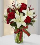 Jillian's elegance vase arrangement