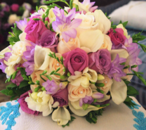 Wedding Bridal Bouquet Wedding Flowers in Forest Hills, NY | FOREST HILLS LILIES OF THE VALLEY
