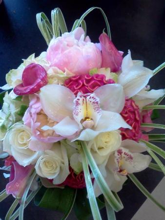 Bridal bouquet 3 Wedding