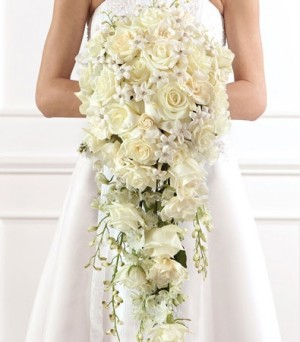 Brides Bouquet Wedding Flowers in Fort Lauderdale, FL | Flowers Galore