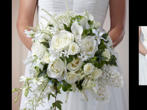 Bridal Bouquet   in Fairfield, OH | NOVACK-SCHAFER FLORIST